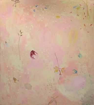 2001, huile sur toile, 190 x 170 cm