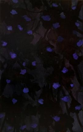 Huile sur toile, 2015 _ 2016, 190 x 120 cm